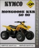 Thumbnail Kymco Mongoose KXR 50 90 Factory Service Repair Manual
