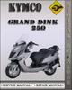 Thumbnail Kymco Grand Dink 250 Factory Service Repair Manual