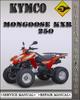 Thumbnail Kymco Mongoose KXR 250 Factory Service Repair Manual