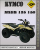 Thumbnail Kymco MXer 125 150 Factory Service Repair Manual