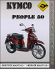 Thumbnail Kymco People 50 Factory Service Repair Manual
