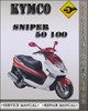 Thumbnail Kymco Sniper 50 100 Factory Service Repair Manual