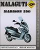 Thumbnail Malaguti Madison 250 Factory Service Repair Manual