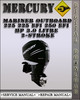 Thumbnail Mercury Mariner Outboard 225 225EFI 250EFI Hp 3.0 litre 2-stroke Factory Service Repair Manual
