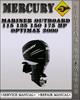 Thumbnail 2000 Mercury Mariner Outboard 115 135 150 175 Hp Optimax Factory Service Repair Manual