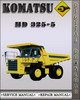 Thumbnail Komatsu HD325-5 Factory Shop Service Repair Manual