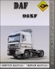 Thumbnail DAF 95XF Series Factory Service Repair Manual