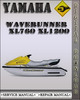 Thumbnail 1998 Yamaha WaveRunner XL760 XL1200 Factory Service Repair Manual