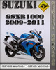 Thumbnail 2009-2011 Suzuki GSXR1000 Factory Service Repair Manual 2010