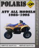 Thumbnail 1985-1995 Polaris ATV Factory Service Repair Manual 1986 1987 1988 1989 1990 1991 1992 1993 1994