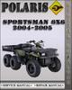Thumbnail 2004-2005 Polaris Sportsman 6X6 Factory Service Repair Manual