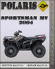 Thumbnail 2004 Polaris Sportsman MV Factory Service Repair Manual