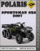 Thumbnail 2007 Polaris Sportsman 6X6 Factory Service Repair Manual
