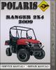 Thumbnail 2009 Polaris Ranger 2X4 Factory Service Repair Manual
