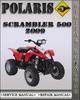 Thumbnail 2009 Polaris Scrambler 500 Factory Service Repair Manual