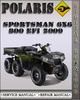 Thumbnail 2009 Polaris Sportsman 6X6 800 EFI Factory Service Repair Manual