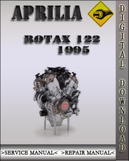 1995 aprilia rotax engine 122 factory service repair. Black Bedroom Furniture Sets. Home Design Ideas
