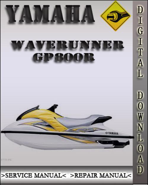 Yamaha Waverunner Service Manual