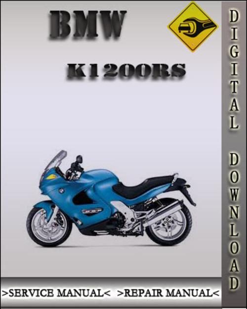 bmw k1200rs 2001 factory service repair manual download. Black Bedroom Furniture Sets. Home Design Ideas