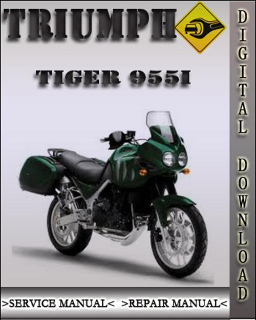 2001 triumph tiger 955i factory service repair manual download ma rh tradebit com triumph tiger 955i service manual triumph tiger 955 manual