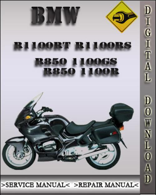 bmw r1100rt r1100rs r850 1100gs r850 1100r factory service repair m rh tradebit com 1999 BMW Motorcycle Models 1999 bmw r1100rt service manual