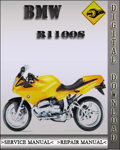 bmw r1100s factory service repair manual download manuals t rh tradebit com bmw r1100s service manual 2001 bmw r1100s owners manual