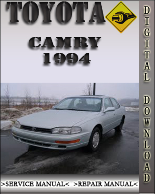 pay for 1994 toyota camry factory service repair manual 1994 toyota camry repair manual 1994 toyota camry manual