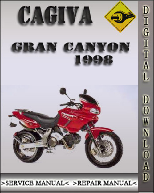 cagiva gran canyon motorcycle workshop manual repair manual service manual download