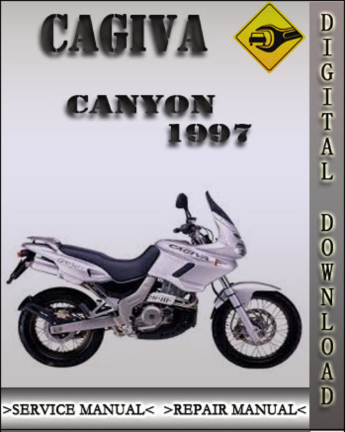 cagiva canyon 1996 2000 repair service manual pdf