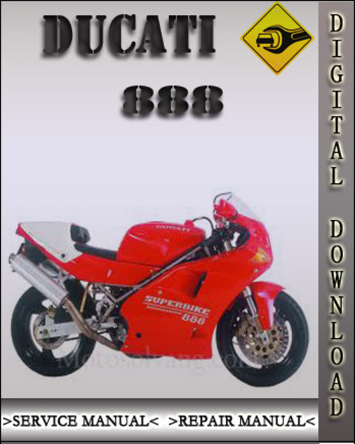ducati 888 service manual 1991 1994 download. Black Bedroom Furniture Sets. Home Design Ideas