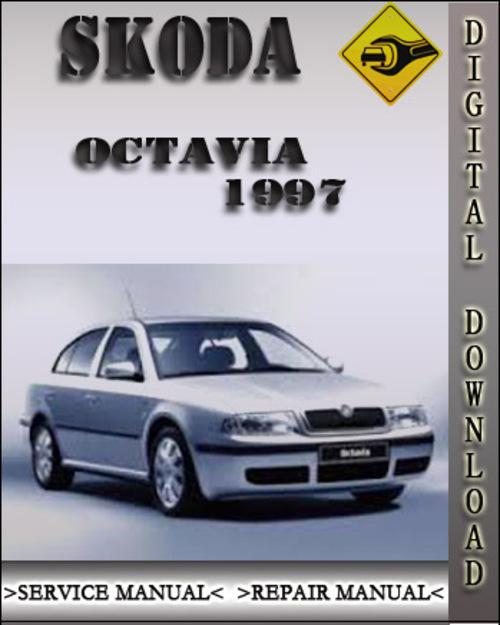 1997 skoda octavia factory service repair manual download manuals rh tradebit com skoda octavia diesel service and repair manual 04-12 pdf skoda octavia repair manual