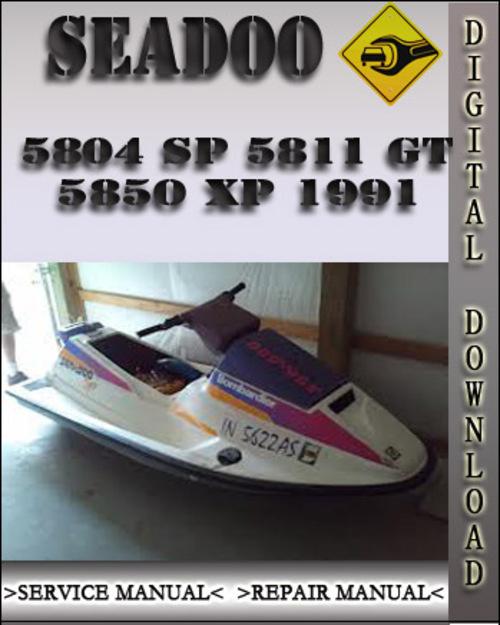 1991 Seadoo Sea