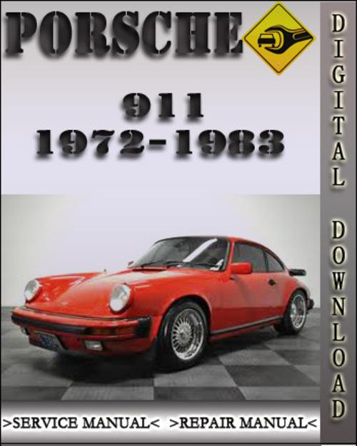 porsche 911 1979 repair service manual