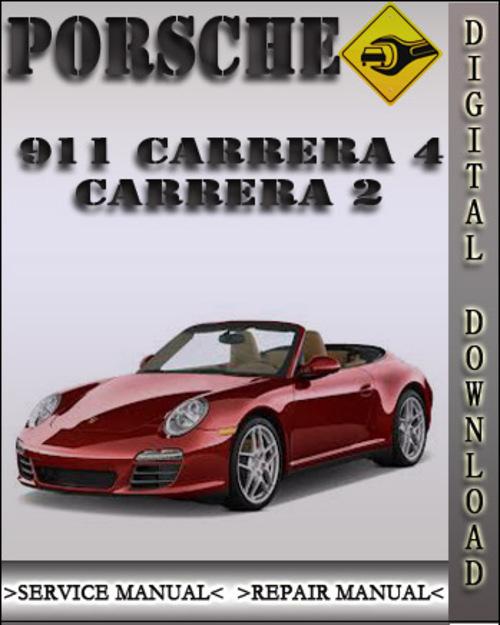1989 1993 porsche 911 carrera 4 carrera 2 factory service. Black Bedroom Furniture Sets. Home Design Ideas