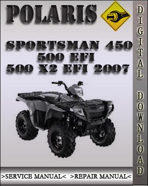 2007 polaris sportsman 500 service manual download autos. Black Bedroom Furniture Sets. Home Design Ideas