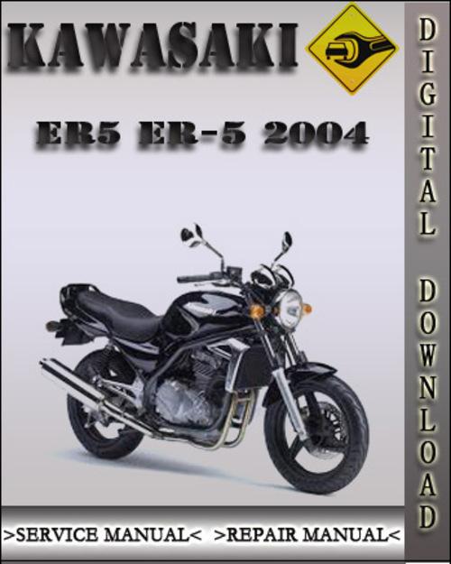 2004 Kawasaki Er5 Er