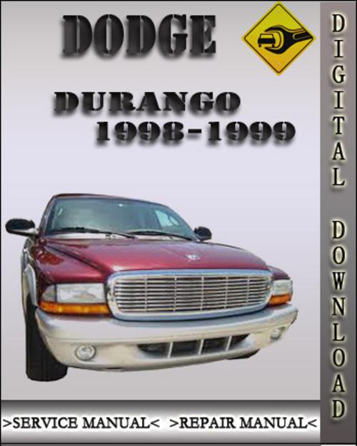 1998 dodge durango free repair manual air bags dodge