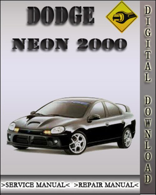 service manual free 2001 plymouth neon service manual. Black Bedroom Furniture Sets. Home Design Ideas