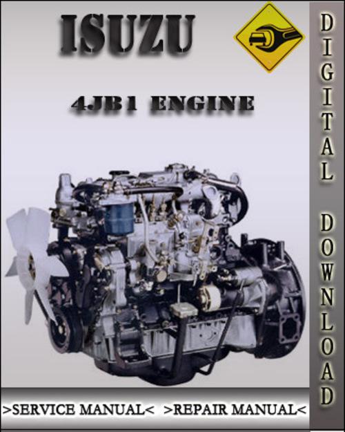 isuzu service diesel engine 3la1 3lb1 3ld1 manual. Black Bedroom Furniture Sets. Home Design Ideas