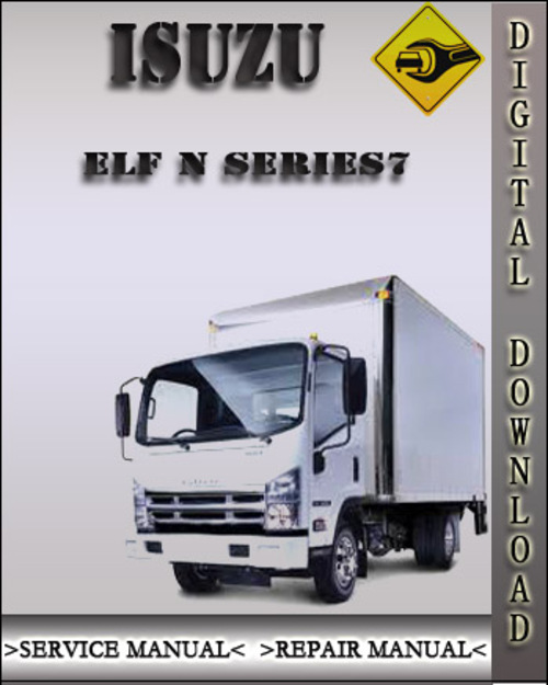 Isuzu Elf N Series Factory Service Repair Manual