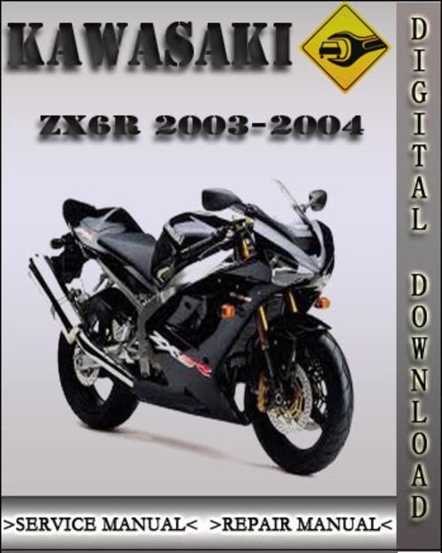 2003 2004 kawasaki ninja zx6r factory service repair manual downl rh tradebit com zx6r service manual 2009 zx6r service manual 2003
