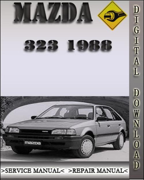 service manual auto repair manual free download 1988. Black Bedroom Furniture Sets. Home Design Ideas