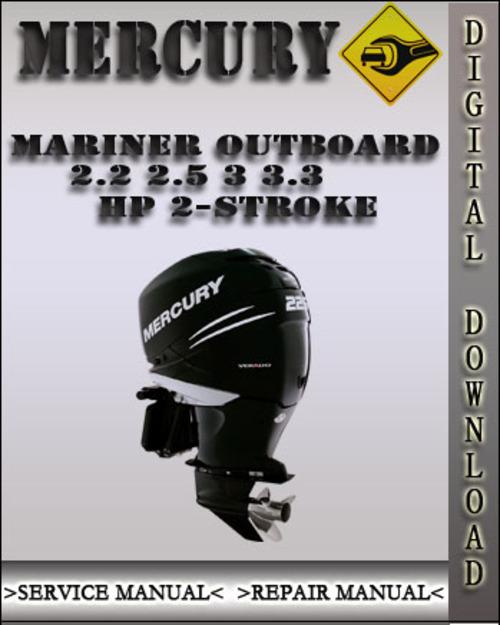 mercury 2.5 hp outboard manual