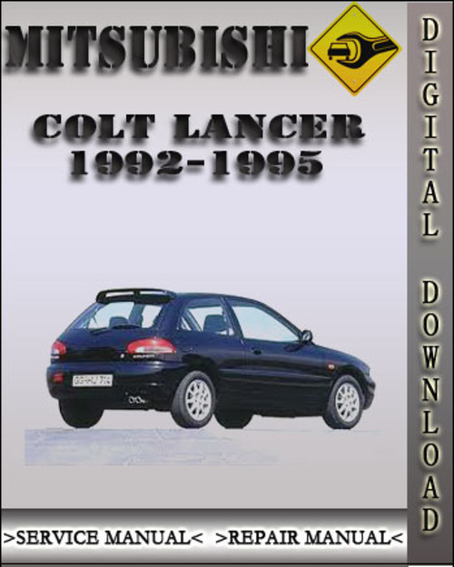Mitsubishi colt owners manual owners guide handbook including.