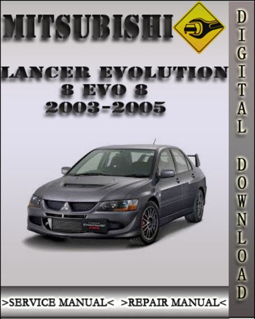 2004 mitsubishi lancer repair manual pdf