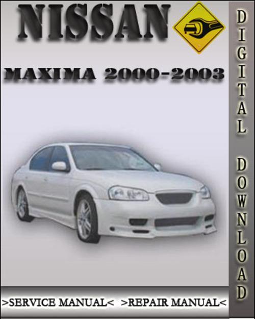 nissan maxima factory service manual ebay autos post. Black Bedroom Furniture Sets. Home Design Ideas