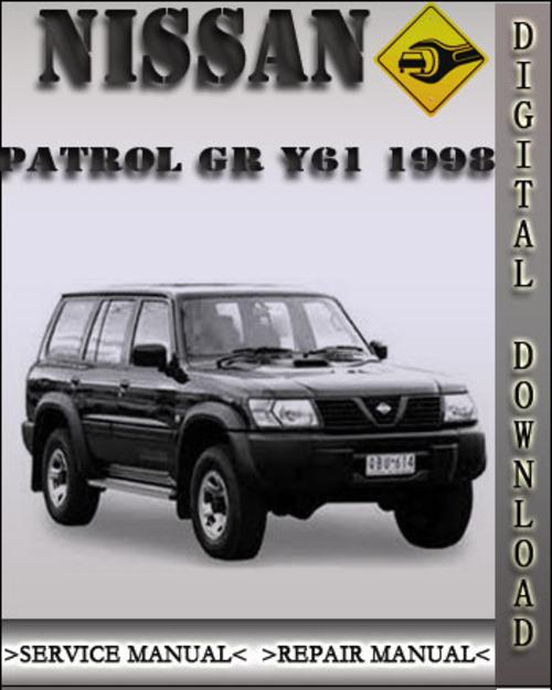 nissan patrol gu service manual Service ManualsOnline Service Station
