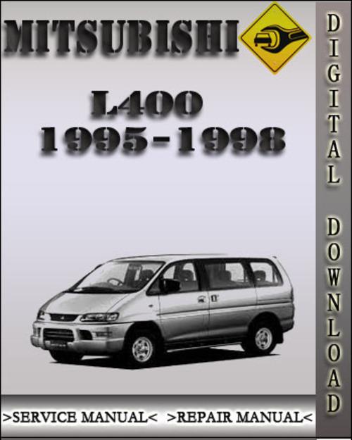 1997 mitsubishi mirage repair manual