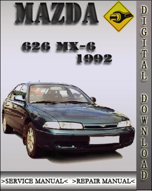 1992 mazda 626 repair manual download. Black Bedroom Furniture Sets. Home Design Ideas
