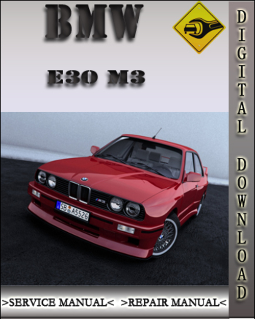 bmw e30 m3 factory service repair manual download manuals t rh tradebit com bmw e34 factory service manual bmw e34 factory service manual
